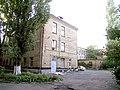 Інститут гематології та трансфузіології. Другий корпус. Тильна сторона.JPG