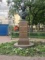 Александровский сад. Бюст Глинки.jpg