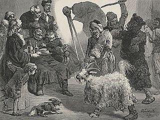 Malanka Slavic folk Christianity