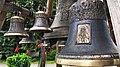 Ансамбль Святогорского монастыря, Звонница, Пушкинские Горы 1.jpg