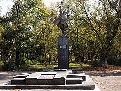 Братська могила радянських воїнів Південного фронту 1.JPG