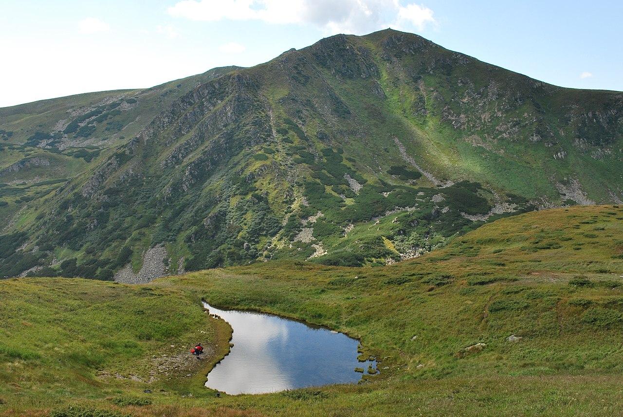 Озеро Озерце Ведмедиці