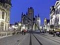 Вид на Св.Николая от Св.Михаила - panoramio.jpg