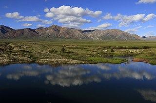 Ulakhan-Chistay Range