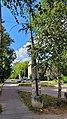 Воскресенск, дома 1930-х годов в районе Колыберово 2021 3.jpg