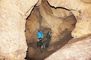 Uvelsky District - Zhemeryaksky cave, Uvelsky District