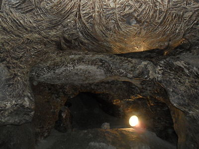 В пещере Кристальная..JPG