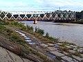 Г. Белореченск. Ж.Д мост. Фото Виктора Белоусова. - panoramio.jpg