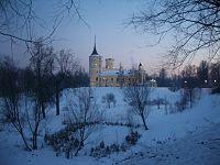 Замок Бип зимой вечером.JPG