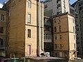 Київ Воровського 32, вигляд із двору.JPG