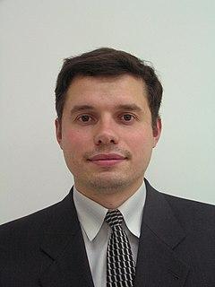 Alexander Knyazev Russian chemist