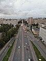 Кушелевская дорога и Гражданский проспект сверху.jpg