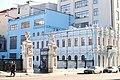 Москва Большая Лубянка улица 14 Ограда с воротами 2.JPG