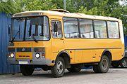 ПАЗ-3206 - полноприводная версия модели ПАЗ-32053