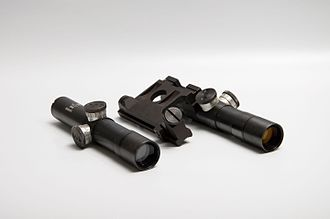 Reticle -  Reticle accessory (PD-8) used in sniper rifles