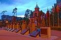 Пам'ятник жертвам Чорнобильської трагедії, меморіальний комплекс.jpg
