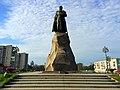 Памятник Е.П. Хабарову, Привокзальная площадь г. Хабаровск.jpg