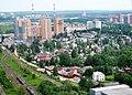 Панорамный вид. частный сектор пос. Мурино Ленинградская область.jpg