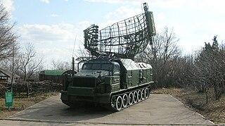 P-40 radar