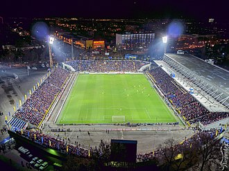 FC Rostov - The club's home stadium