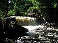 Руины мельницы, водопад на реке Вята - panoramio.jpg