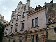 Тернопіль, будинок по вулиці Над ставом
