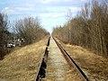 Усходні, ці паўднёвы, чыгуначны абход Брэста (від у бок прымыкання да Мінскага хода) - panoramio.jpg