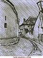 Фердинанд Рущиц (1870-1936). Бернардинский переулок.jpg