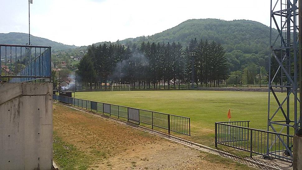 Фудбалски стадион 1