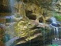 Часть Чегемского водопада вблизи. Кабардино-Балкария.jpg