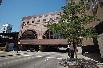 Chicago Stock Exchange - Image: Чикагская фондовая биржа 1