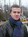 Юры Карэтнікаў ў Кіеве 25 сакавіка 2011.jpg
