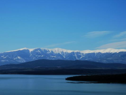 Ogosta Reservoir