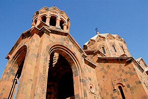 Artashat, Armenia - Surp Hovhannes church of Artashat