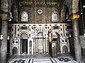 إيوان الصلاة بمسجد الظاهر برقوق013321.jpg
