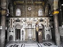 Mosque Madrassa Of Sultan Barquq Wikipedia