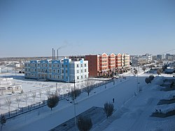 Skyline of Altay