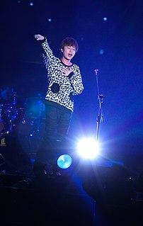 Wu Tsing-fong Taiwanese singer-songwriter
