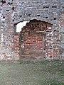-2020-12-01 A chimney place inside the outer gatehouse, Baconsthorpe Castle.JPG