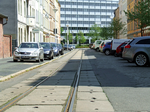 009 looking down Lutherstraße.png