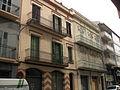 010 Conjunt del carrer Sant Llàtzer, edificis als núms. 36 i 34.jpg