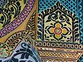 011 Decorative Mosaic at Sutaungpyai, Mandalay Hill (8910975159).jpg
