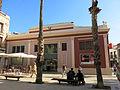 035 Mercat municipal de Gavà, façana oest, pl. Major.JPG
