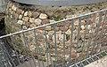 047 Base d'una torre de la muralla, pl. Maluquer i Salvador (Granollers).jpg