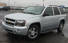 2006 2008 Chevrolet Trailblazer Lt