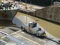 08-130 Esclusas de Miraflores - mula - Flickr - Andre Pantin.jpg