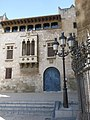 083 Palau Baltà, pl. Jaume I, 2 (Vilafranca del Penedès).jpg