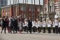 09.19 布吉納法索新任駐華特命全權大使尚娜呈遞到任國書,入府前向我國三軍儀隊致意 (37147052322).jpg