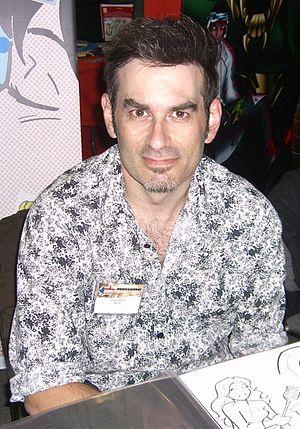 Dan Parent - Parent at the October 17, 2009 Big Apple Convention in Manhattan, New York