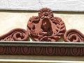 105 Edifici a la muralla de Sant Antoni, 111 (Valls), decoració escultòrica.jpg